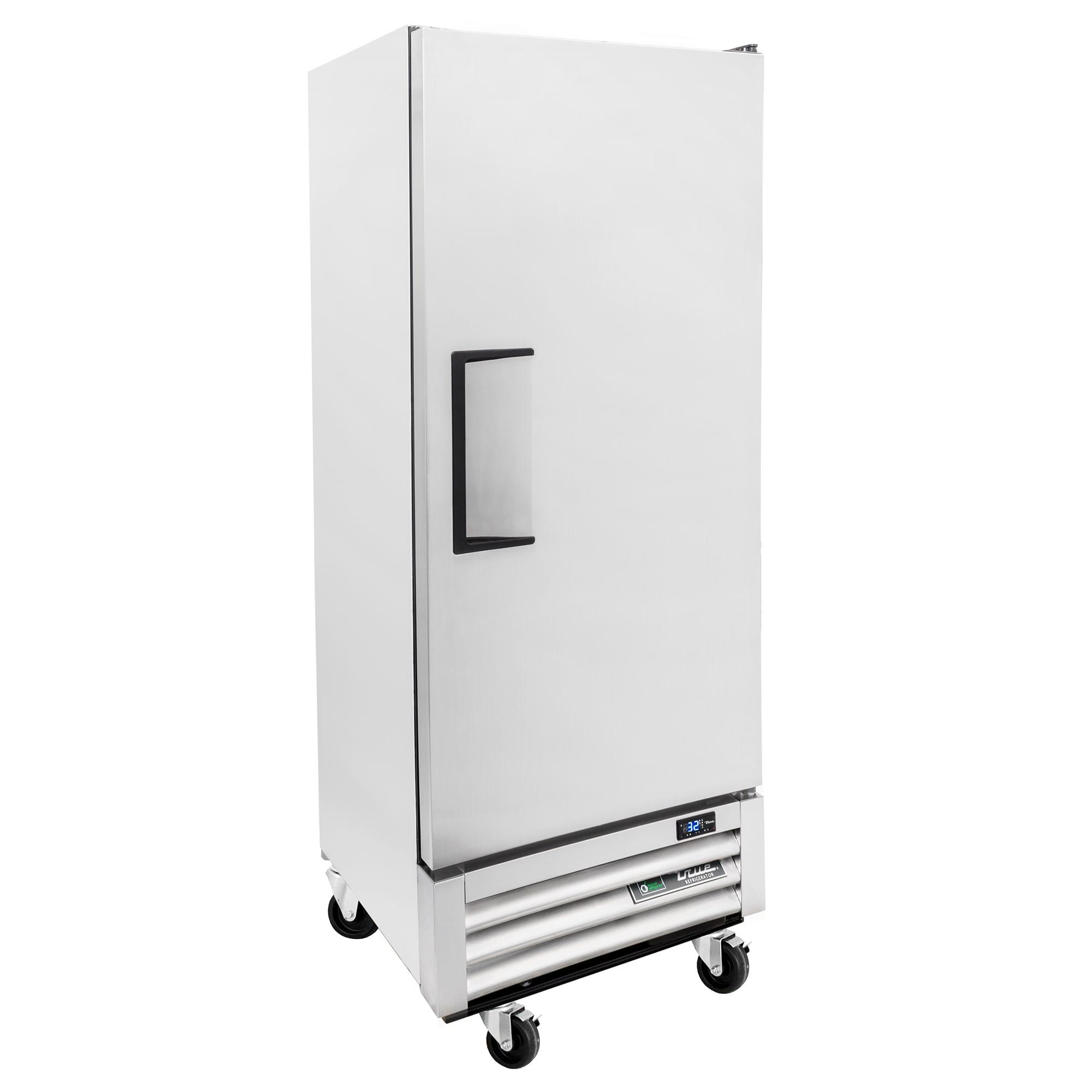 """True T-12-HC 25"""" Single Section Reach-In Refrigerator, (1) Solid Door, 115v"""