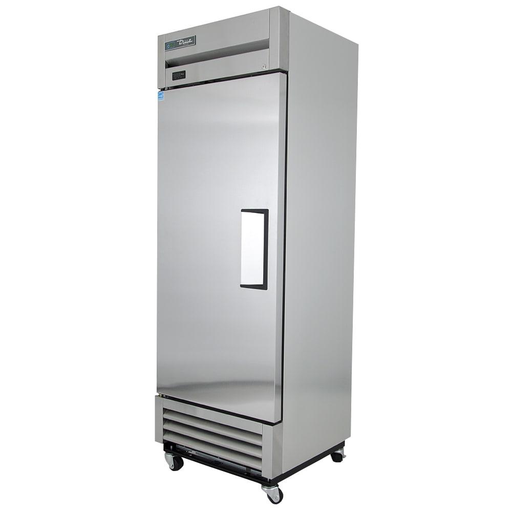 "True T-19F-HC 27"" Single Section Reach-In Freezer, (1) Solid Door, 115v"
