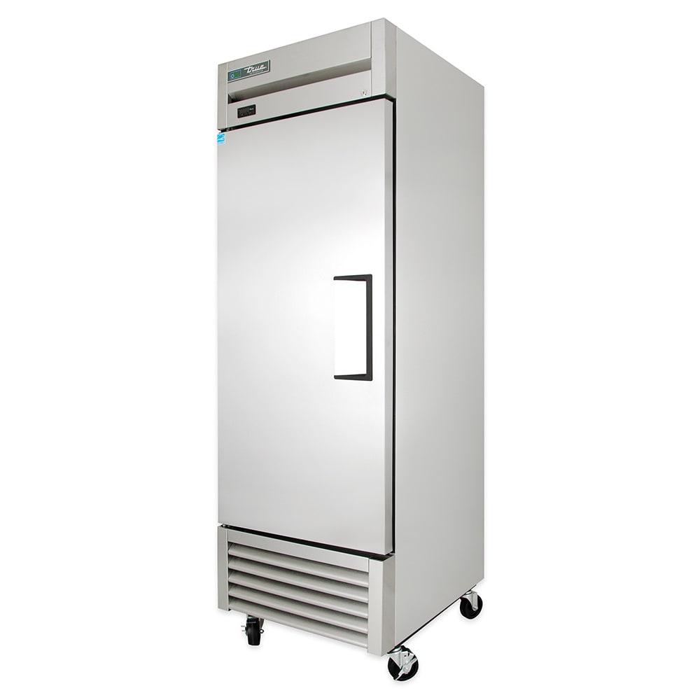 """True T-23-HC LH 27"""" Single Section Reach-In Refrigerator, (1) Solid Door, 115v"""