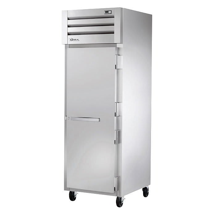 True STA1H-1S Full Height Insulated Mobile Heated Cabinet w/ (3) Shelves, 208 230v/1ph
