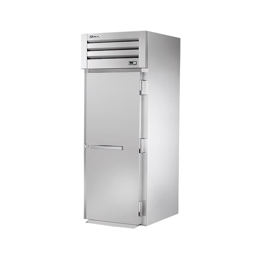 """True STA1RRI89-1S 35"""" Single Section Roll-In Refrigerator, (1) Solid Door, 115v"""