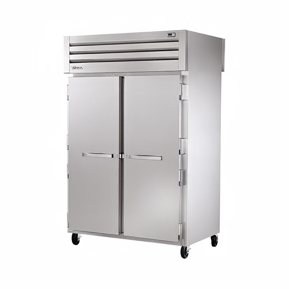 True STA2H-2S Full Height Insulated Mobile Heated Cabinet w/ (6) Shelves, 208 230v/1ph