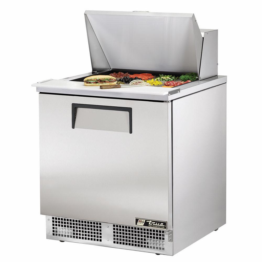 "True TFP-32-12M 32"" Sandwich/Salad Prep Table w/ Refrigerated Base, 115v"
