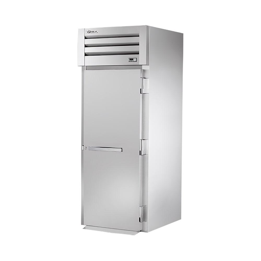 """True STG1RRI-1S 35"""" Single Section Roll-In Refrigerator, (1) Solid Door, 115v"""