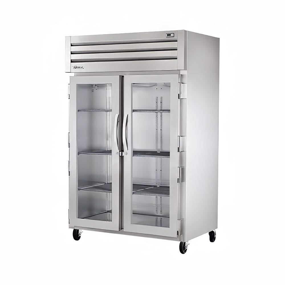 True STG2H-2G Full Height Insulated Mobile Heated Cabinet w/ (6) Shelves, 208-230v/1ph