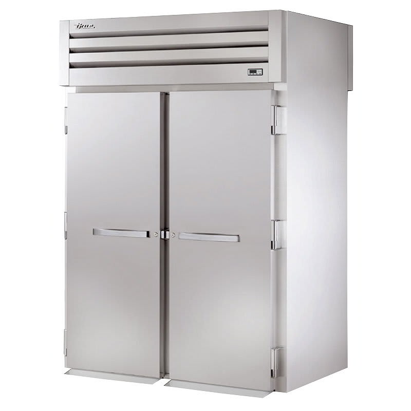 True STG2HRT-2S-2S Full Height Insulated Roll Thru Heated Cabinet w/ (2) Rack Capacity, 208 230v/1ph