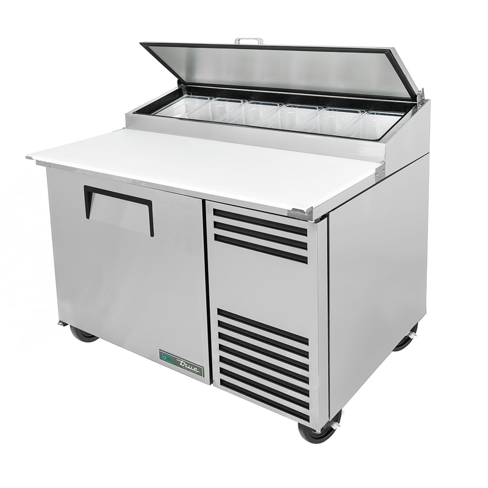 True Tpp At 44 Hc 44 Pizza Prep Table W Refrigerated Base 115v