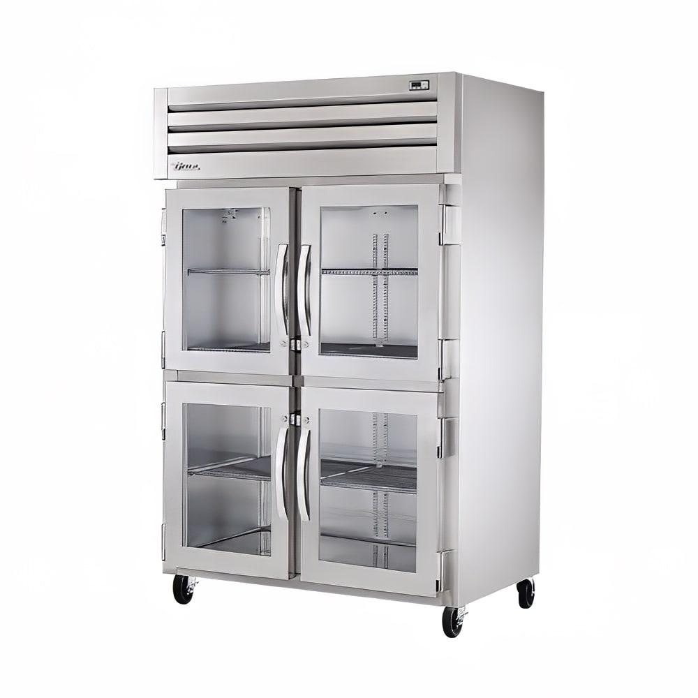 True STR2H-4HG Full Height Insulated Mobile Heated Cabinet w/ (2) Shelf Kits, 208 230v/1ph