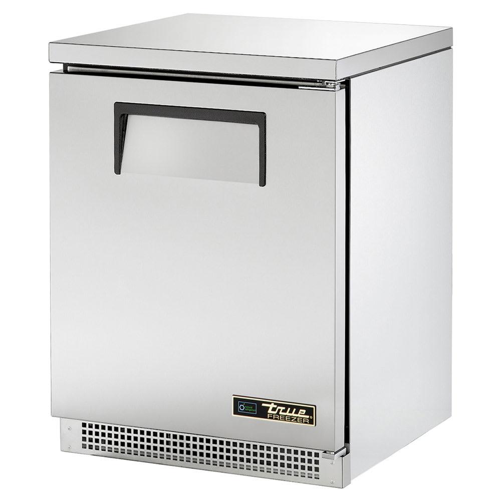 True TUC-24F-HC Undercounter Freezer w/ (1) Section & (1) Door, 115v