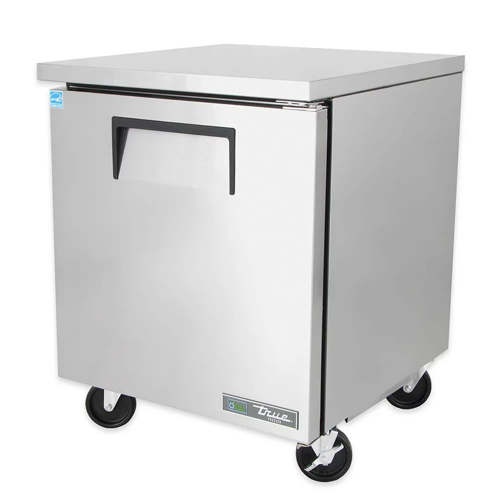 True TUC-27-HC 6.5 cu ft Undercounter Refrigerator w/ (1) Section & (1) Door, 115v