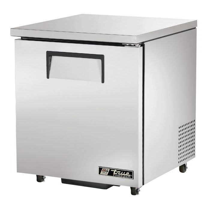 True TUC-27F-ADA-HC 6.5 cu ft Undercounter Freezer w/ (1) Section & (1) Door, 115v