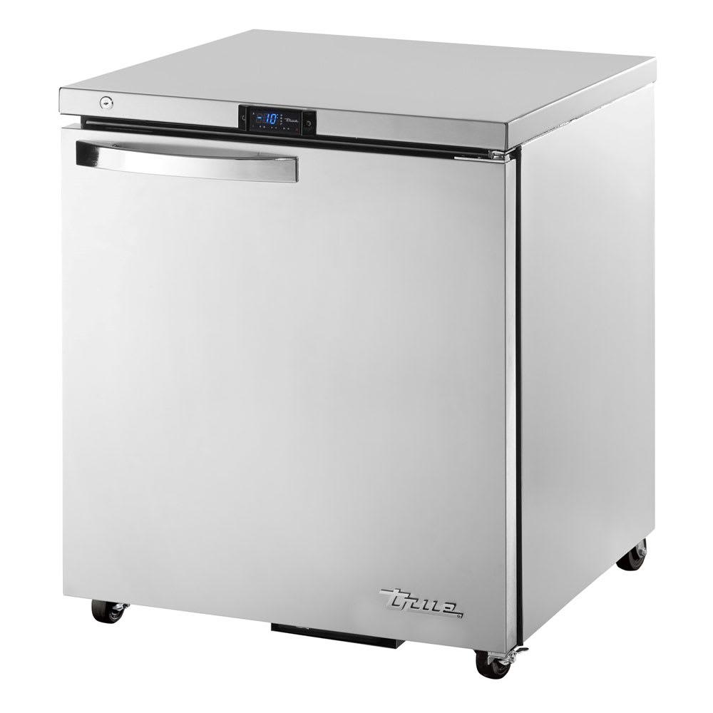True TUC-27F-ADA-HC~SPEC1 6.5 cu ft Undercounter Freezer w/ (1) Section & (1) Door, 115v