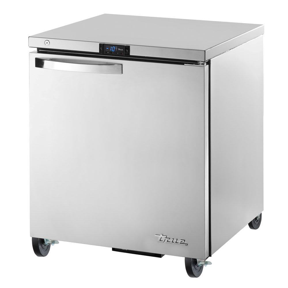 True TUC-27F-HC~SPEC1 6.5 cu ft Undercounter Freezer w/ (1) Section & (1) Door, 115v