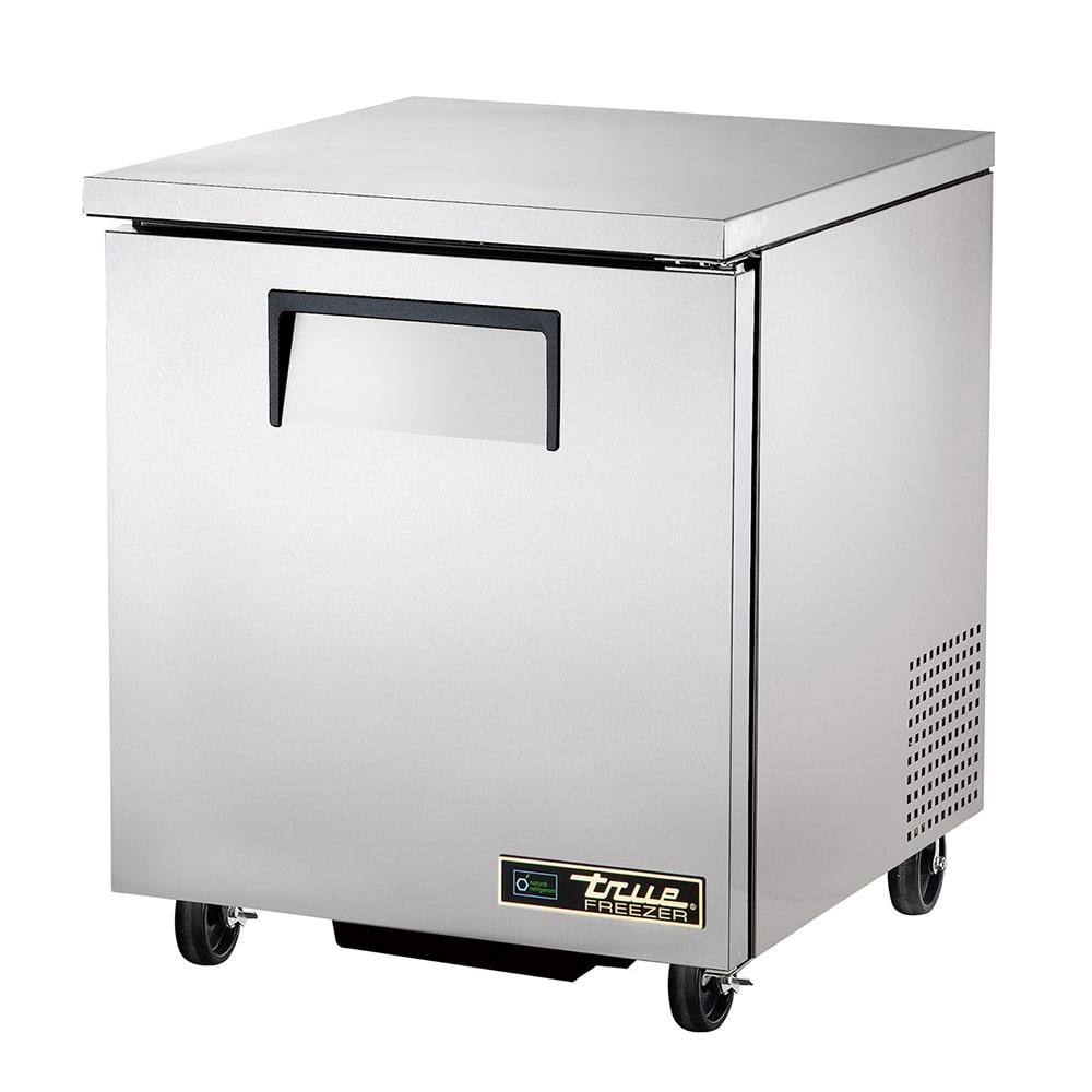 True TUC-27F-HC 6.5 cu ft Undercounter Freezer w/ (1) Section & (1) Door, 115v