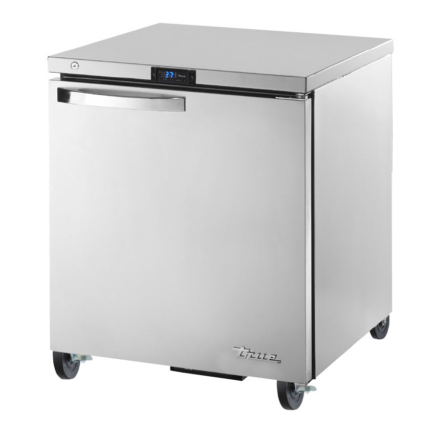 True TUC-27-HC~SPEC1 6.5-cu ft Undercounter Refrigerator w/ (1) Section & (1) Door, 115v
