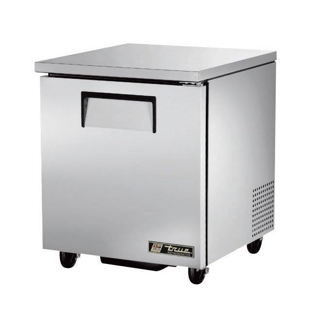True TUC-27-HC LH 6.5-cu ft Undercounter Refrigerator w/ (1) Section & (1) Door, 115v