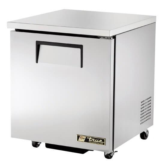 True TUC-27-ADA-HC LH 6.5-cu ft Undercounter Refrigerator w/ (1) Section & (1) Door, 115v