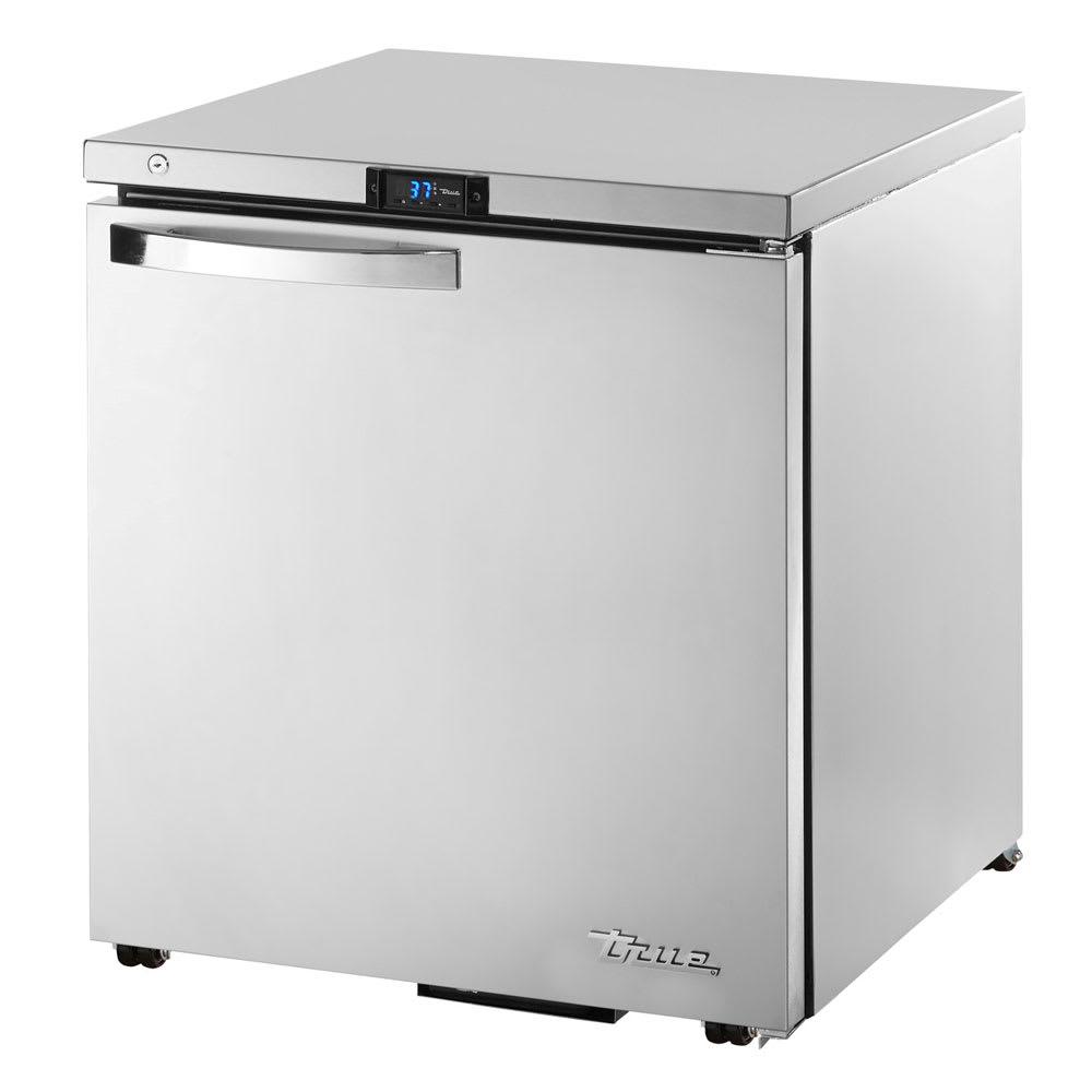 True TUC-27-LP-HC~SPEC1 6.5 cu ft Undercounter Refrigerator w/ (1) Section & (1) Door, 115v