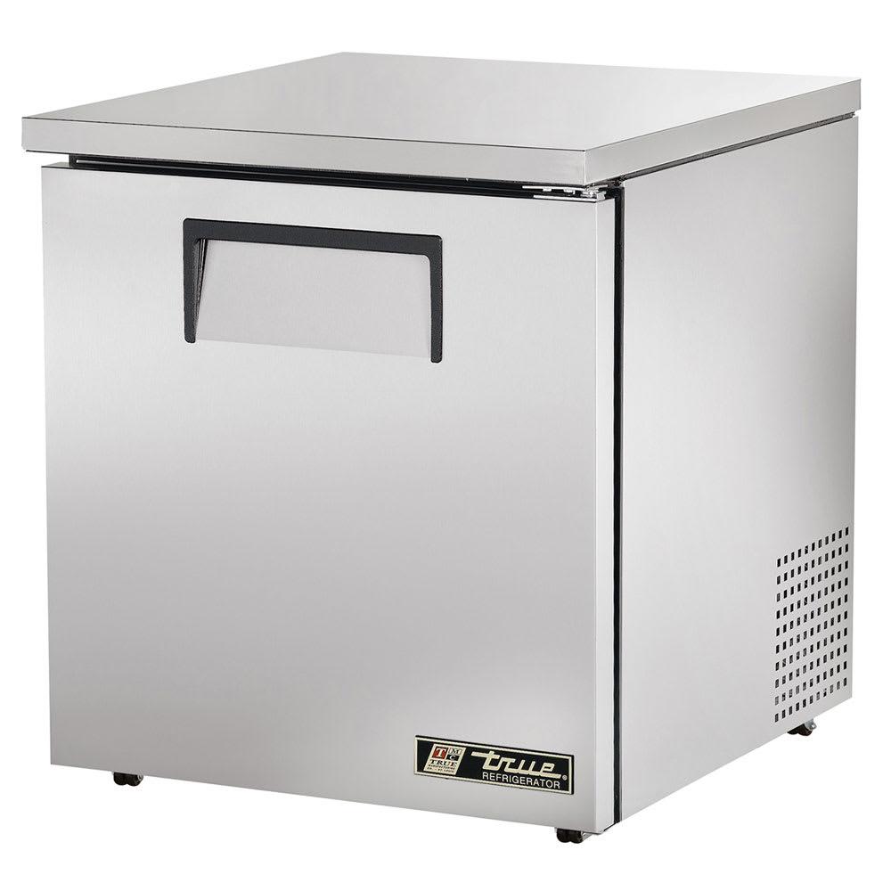 True TUC-27-LP-HC 6.5-cu ft Undercounter Refrigerator w/ (1) Section & (1) Door, 115v