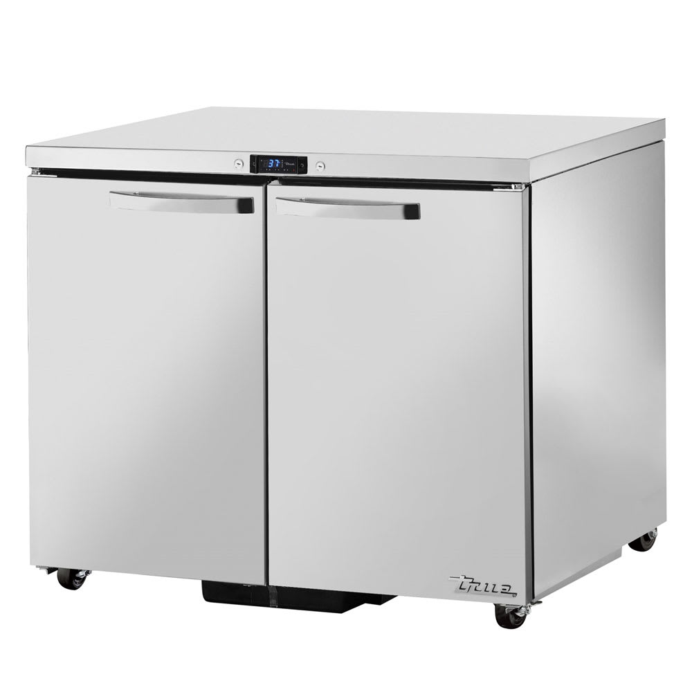 True TUC-36-ADA-HC~SPEC1 8.5-cu ft Undercounter Refrigerator w/ (2) Sections & (2) Doors, 115v
