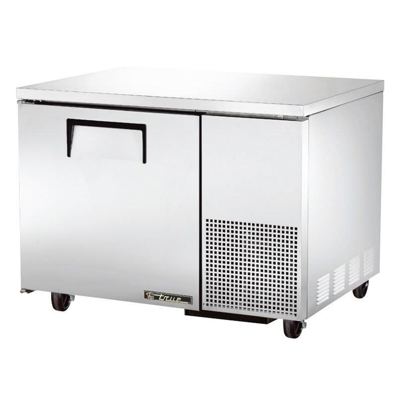 True TUC-44 11.4 cu ft Undercounter Refrigerator w/ (1) Section & (1) Door, 115v