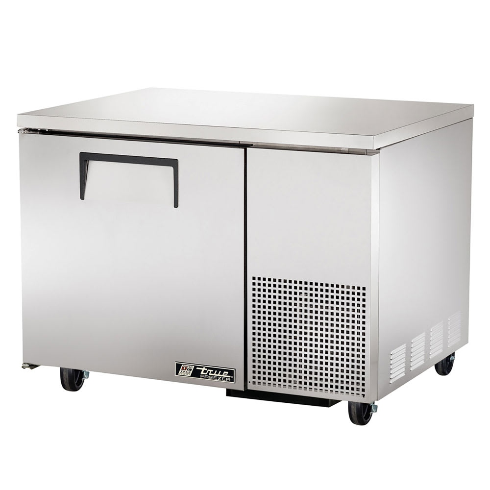 True TUC-44F-HD 11.4-cu ft Undercounter Freezer w/ (1) Section & (1) Door, 115v