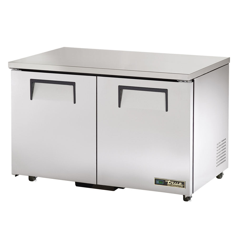 True TUC-48-ADA-HC 12 cu ft Undercounter Refrigerator w/ (2) Sections & (2) Doors, 115v