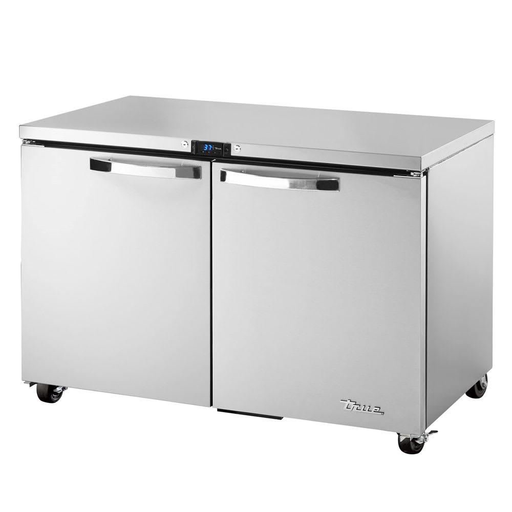 True TUC-48-ADA-HC~SPEC1 12 cu ft Undercounter Refrigerator w/ (2) Sections & (2) Doors, 115v