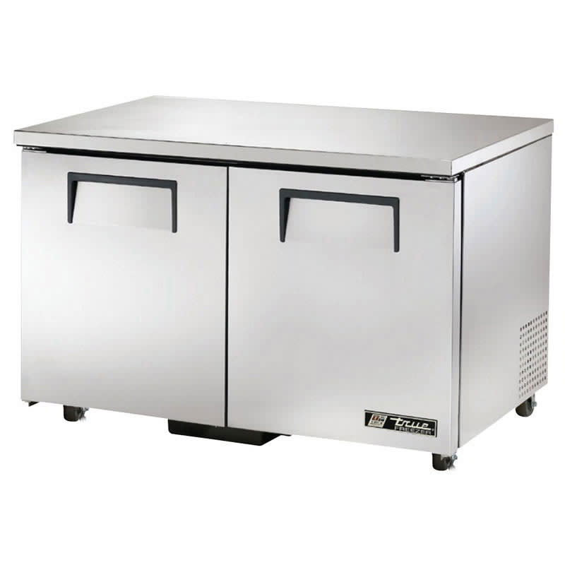 True TUC-48F-ADA-HC 6.5-cu ft Undercounter Freezer w/ (2) Sections & (2) Doors, 115v