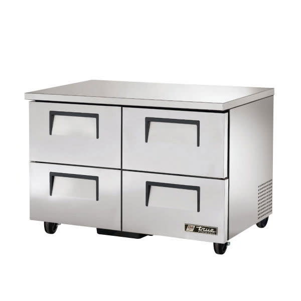 of two stainless undercounter true drawers counter the residential a under pieces best easy posts company offers freezer set refrigerator inch steel commercial