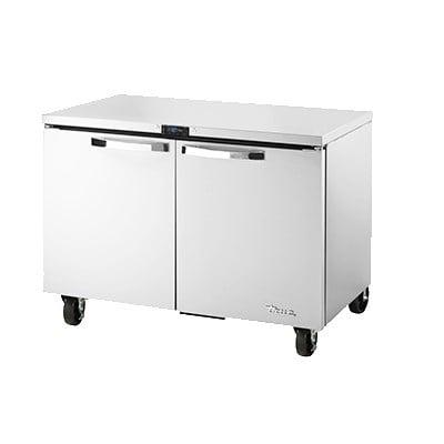 True TUC-48F-HC~SPEC1 12-cu ft Undercounter Freezer w/ (2) Section & (2) Doors, 115v