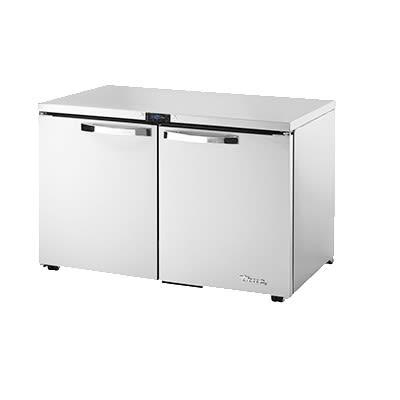 True TUC-48F-LP-HC~SPEC1 12 cu ft Undercounter Freezer w/ (2) Section & (2) Doors, 115v