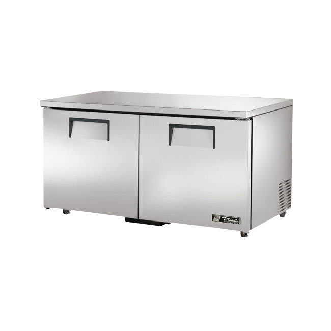 True TUC-60F-ADA-HC 15.5 cu ft Undercounter Freezer w/ (2) Sections & (2) Doors, 115v