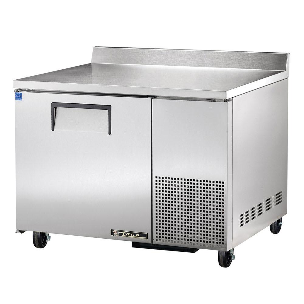 "True TWT-44-HD 44.5"" Worktop Refrigerator w/ (1) Section, 115v"