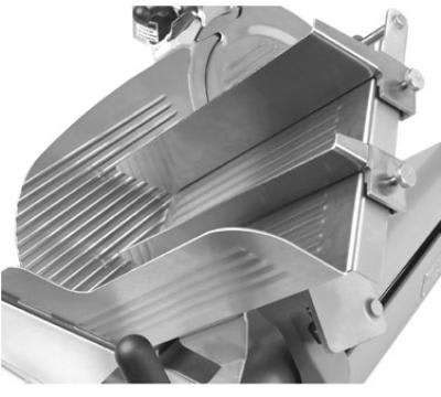 Globe 1326 High Food Fence for 3000 & 4000 Series Slicers