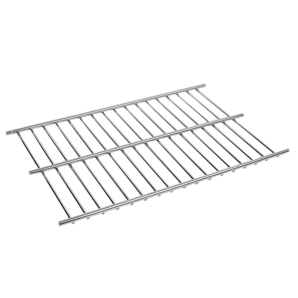 Globe CHARMTL Charbroiler Rack for Char Rocks, Metal