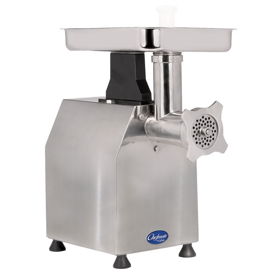 Globe CM22 Chefmate Meat Chopper w/ #22 Head Size & 450 lbs Meat/hr, 115v