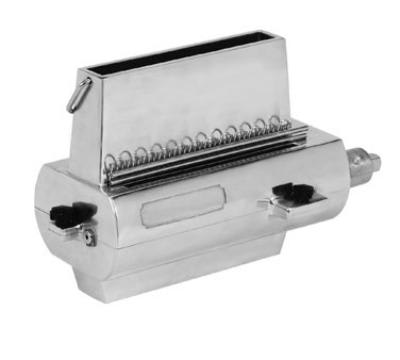 Globe CT12 Meat Tenderizer Attachment for CC12, Aluminum