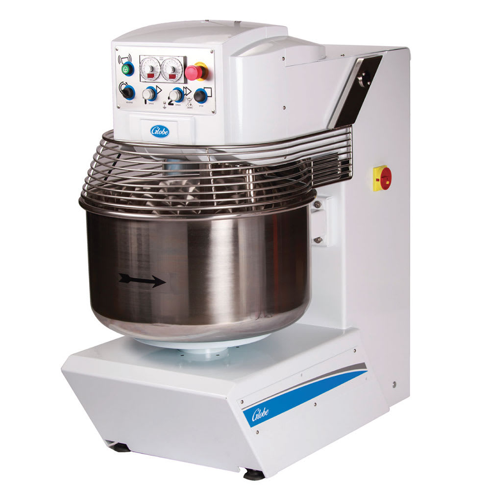 Globe GSM175 Spiral Mixer - Floor Model, 208v, 3ph