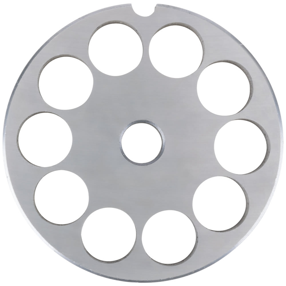 "Globe L00775 9/16"" Chopper Plate for CM12"