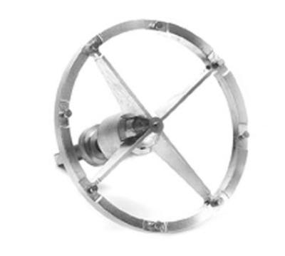 Globe XPH Plate Holder, for Shredder / Grater Plates (only 1 plate holder required)