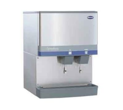 Follett 110CM-L Countertop Cube Ice Dispenser w/ 110-lb Storage - Cup Fill, 115v