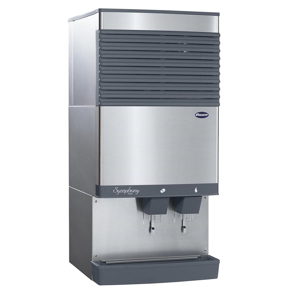 Follett 110CT425A-L Countertop Nugget Ice Dispenser w/ 90-lb Storage - Cup Fill, 115v