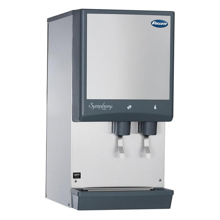 Follett 12CI425A-L Countertop Nugget Ice Dispenser w/ 12-lb Storage - Cup Fill, 115v