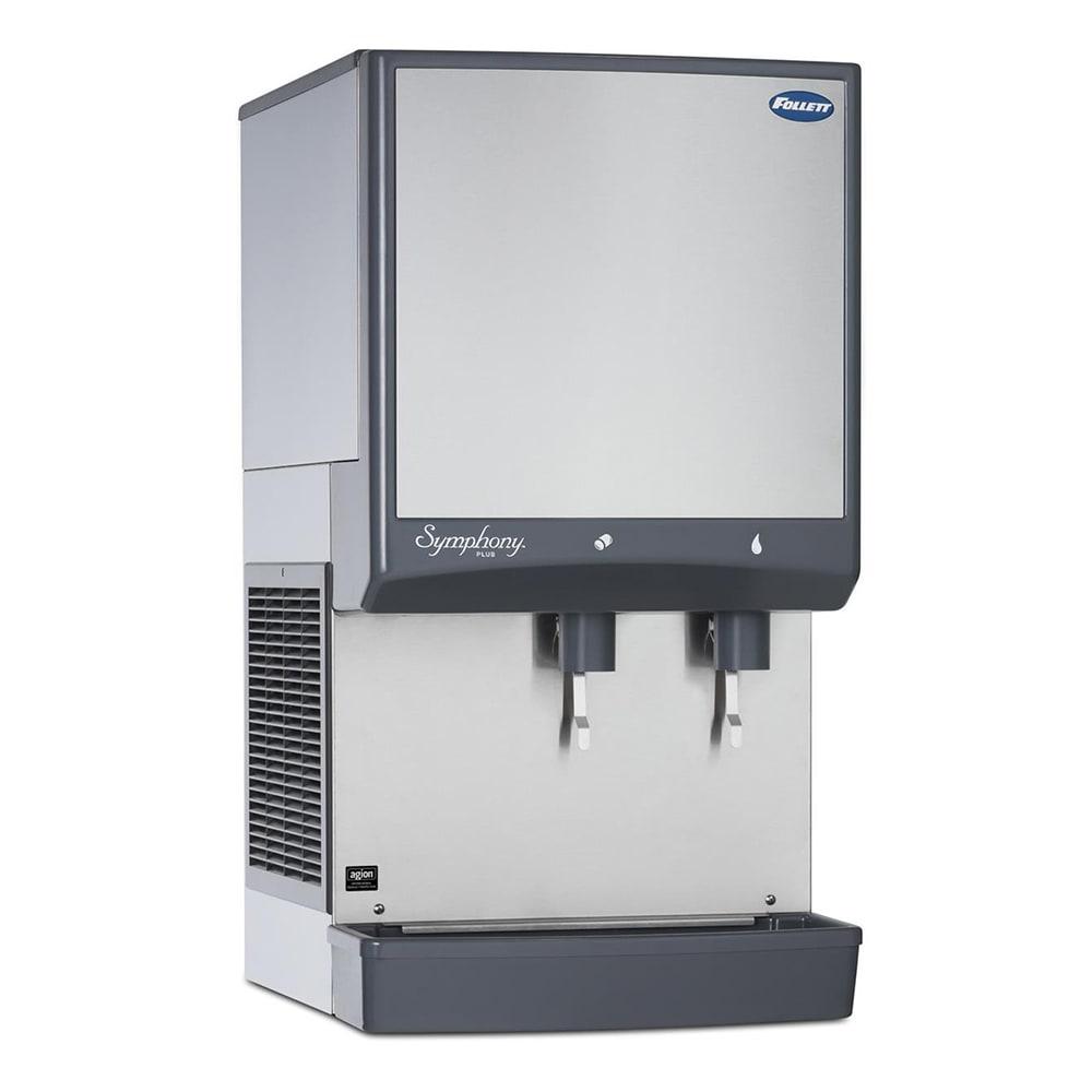 Follett 25CI425A-L Countertop Nugget Ice Dispenser w/ 25-lb Storage - Cup Fill, 115v
