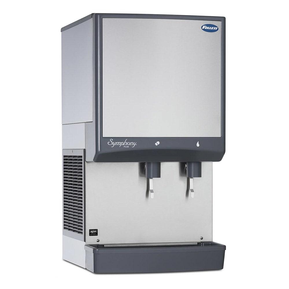 Follett 50CI425A-L Countertop Nugget Ice Dispenser w/ 50-lb Storage - Cup Fill, 115v