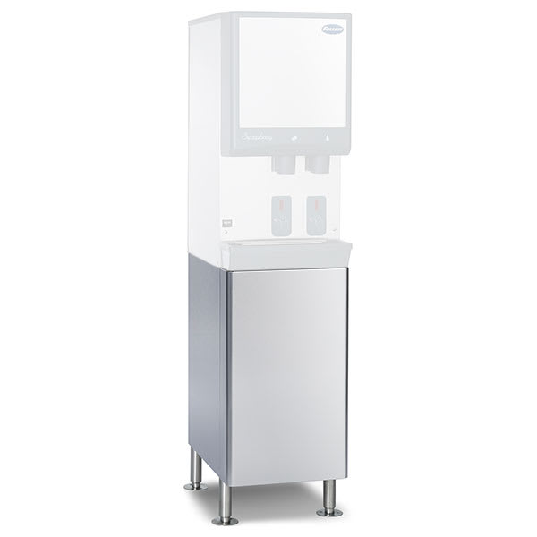 "Follett 12BASE-00 16"" Ice Dispenser Cabinet Base Stand for Symphony 12 Dispensers"