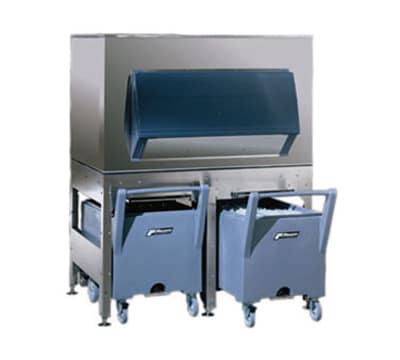 "Follett ITS2250SG-60 60"" Wide 2105-lb Ice Bin with Lift Up Door"