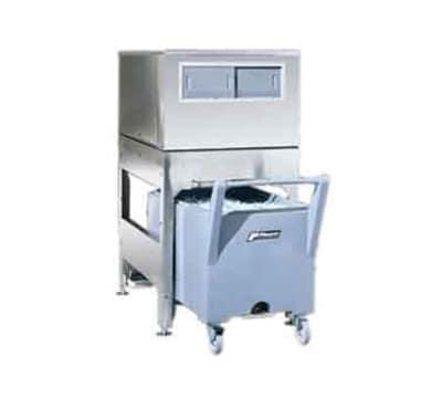 "Follett ITS500NS-31 31"" Wide 500-lb Ice Bin with Sliding Door"