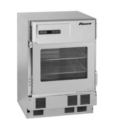 Follett REF4P-00-000 Undercounter Medical Refrigerator - Temperature Alarm, 115v